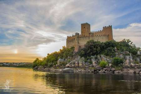 Portugal Templar's Tour: Visit The Almourol Castle, Convent Of Christ & More