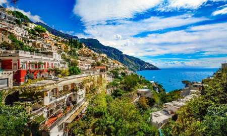 From Sorrento: Excursion To Positano, Amalfi And Ravello