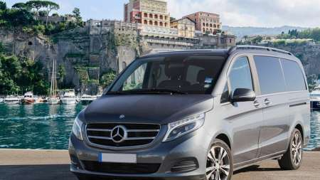 Private Transfer From Naples To Sorrento And Vice Versa By Van