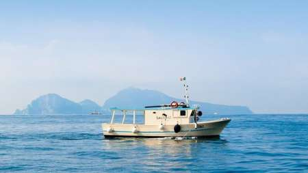 Full-Day Fishing Trip In The Bay Of Sorrento And Capri
