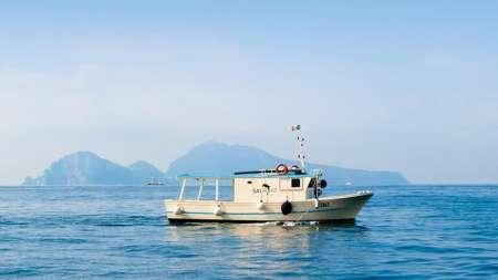 Viaje De Pesca De Día Completo En La Bahía De Sorrento Y Capri