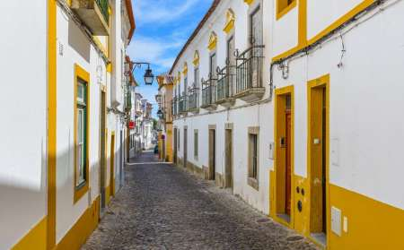 From Lisbon: Private Excursion To Évora And Monsaraz
