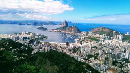 Rio De Janeiro City Tour And Sightseeing Through The Tropical Forest