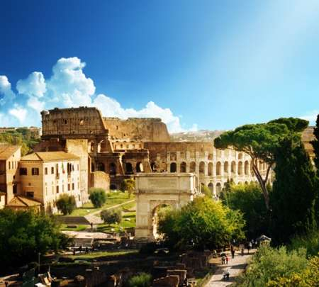 Rome: Private Tour In The Colosseum And Roman Forum