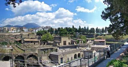 Half-Day Tour To Herculaneum From Sorrento
