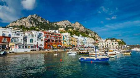 From Sorrento: 8-Hour Guided Tour To Capri And Anacapri