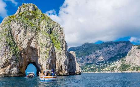 From Naples: Full-Day Tour By Boat To The Island Of Capri