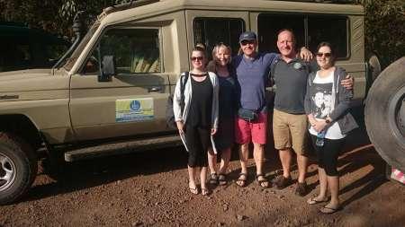 3 Jours De Camping Safari Au Serengeti Et Au Ngorongoro En Tanzanie