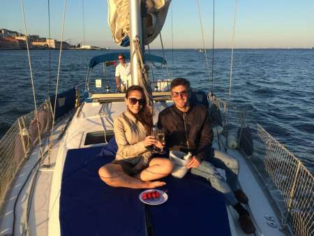 Romantic Private Sailboat Tour In Lisbon