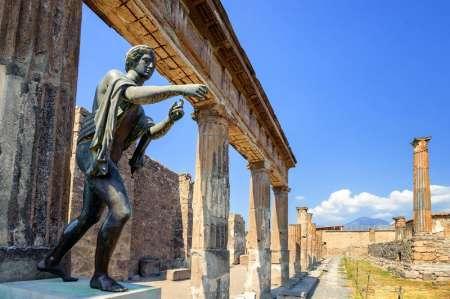Von Sorrent: Ganztagestour Nach Pompeji Und Zum Vesuv