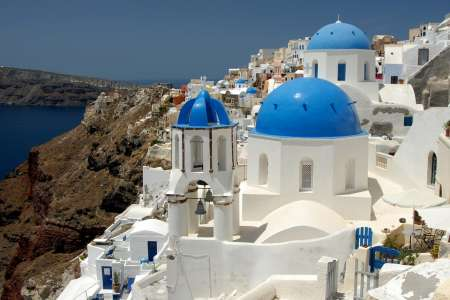 Santorini Half-Day Guided Excursion