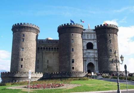 From Sorrento: Full-Day Tour To Naples With Lunch