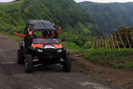São Miguel Of Azores: Full-Day Buggy Tour From Coast To Coast