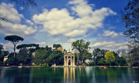 Rome: 5-Hour Tour To Villa Borghese With Picnic