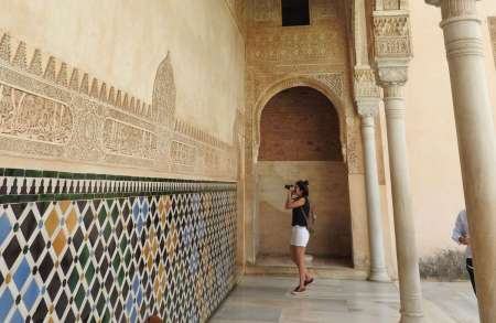 Granada: Geführte Besichtigung Der Alhambra In Kleinen Gruppen