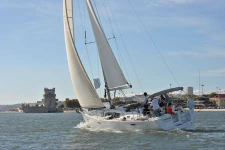 Half-Day Private Sailboat Tour From Lisbon