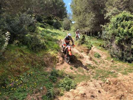6-Day Trip For Raid Motorbike Enduro In Northern Tunisia