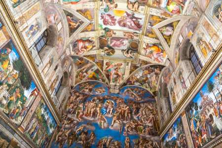 Vatican City: Sistine Chapel Express Tour