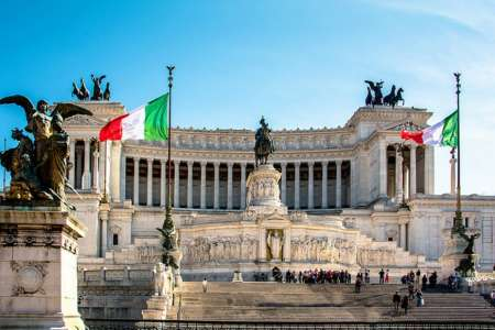 Welcome To Rome! 3-Hour Semi-Private Walking Tour