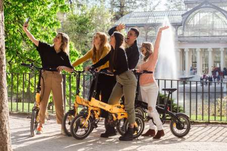 Madrid: 2-Hour Guided E-Bike Tour To The Old Town