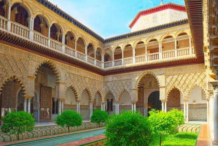 Alcazar Of Seville Ticket And Guided Tour