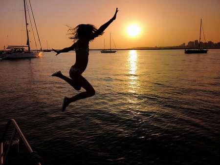 Vilamoura: Luxury Sailboat Tour At Sunset