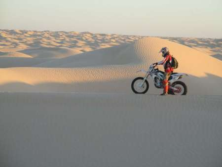 6-Day Trip For Raid Motorbike Enduro South Tunisia