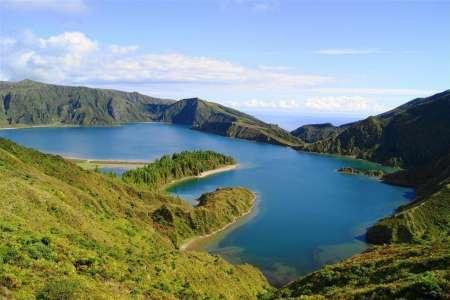 São Miguel Des Açores: Randonnée D'une Journée Autour De Lagoa Do Fogo
