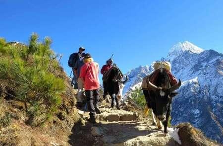 Trek Classique Du Camp De Base De L'Everest Dans Un Voyage De 12 Jours