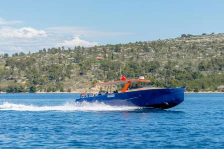 Blue Cave: Island Hopping Tour From Split And Brac