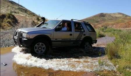 Excursion D'Une Demi-Journée En Jeep Sur La Côte Et Les Montagnes De L'Algarve