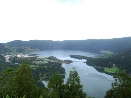 Excursion D'Une Demi-Journée Au Lagoa Das Sete Cidades