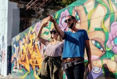 Tour De Arte Na Rua Kickstart Em Lisboa