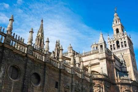 Billet Coupe-File Et Visite Guidée De La Cathédrale De Séville