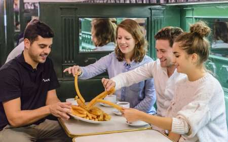 Madrid Walking Tour For Sweets Lovers: Chocolate & Churros Like A Local
