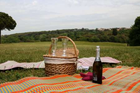 Barefoot In The Park: Organic Picnic In Rome