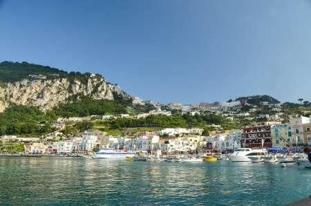 Desde Nápoles: Viaje De Lujo De Un Día A Capri
