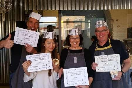 Rome: Small-Group Tiramisu And Gelato Cooking Class