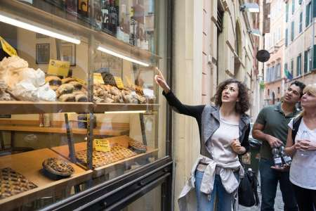 Small-Group Food Walking Tour In The Neighborhoods Of Rome