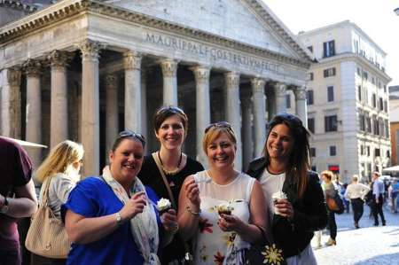 Rome Top Desserts Walking Tour: Taste Tiramisu, Gelato And Espresso