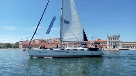 Private Lisbon Sailing Cruise On Sailing Yacht
