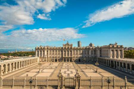 Skip-The-Line Ticket And Guided Tour To The Royal Palace Of Madrid