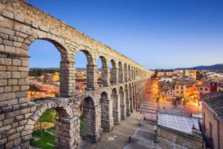 From Madrid: Full-Day Tour To Ávila, Segovia And El Escorial