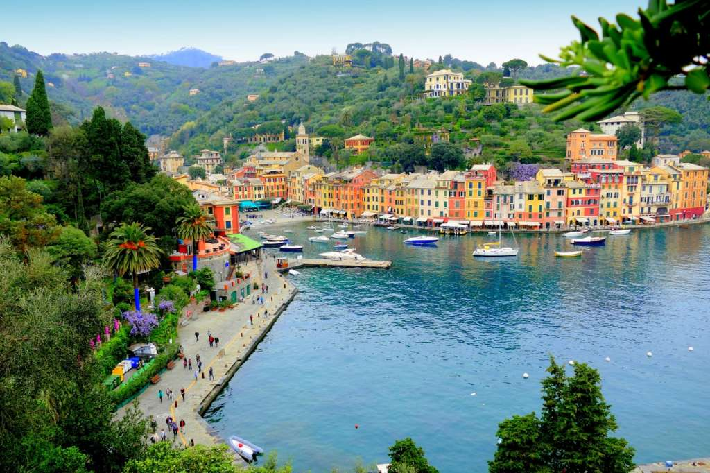 Voltar a Liguria