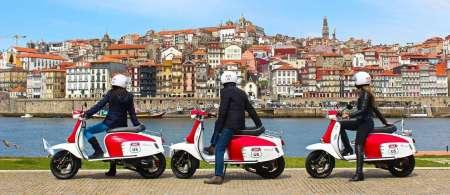 Half-Day Scooter Rental In Porto