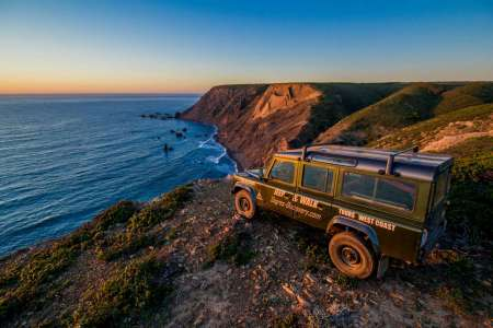 Guided 4X4 Tour To Sagres At Sunset