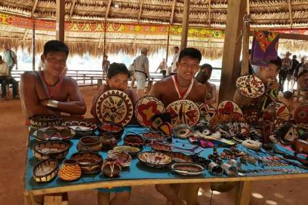 From Panama City: Excursion To The Embera Tribe To Visit Native Panamanians