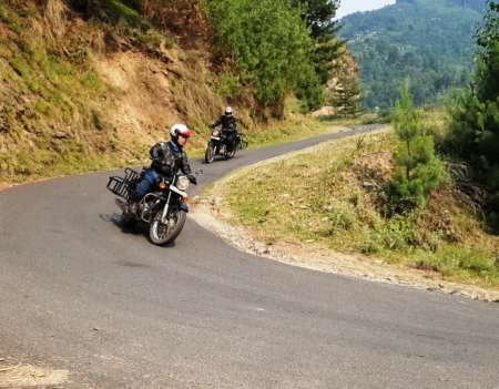 Holy Hinduism Motorcycling Holidays In India