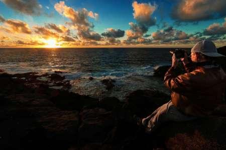 Lanzarote: Sunset Photo Safari Tour
