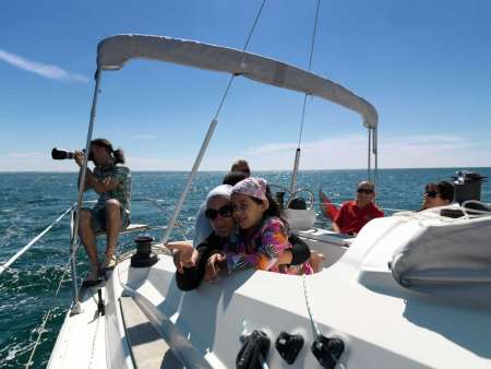 Lagos: Private Half-Day Experience On Sailboat